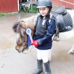 Barn som rider kostar pengar